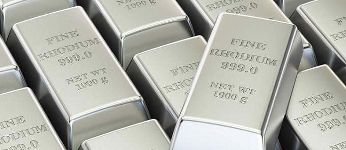 Rhodium Now Up 30% in 2019 and Cracks $3000/oz