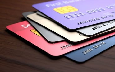 Other Credit Cards - Retail, Secured & Prepaid