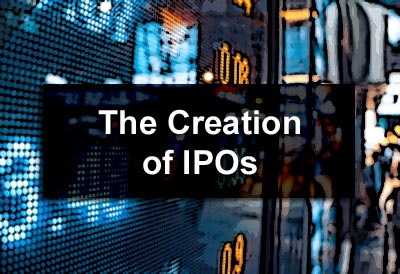 The Creation of IPOs