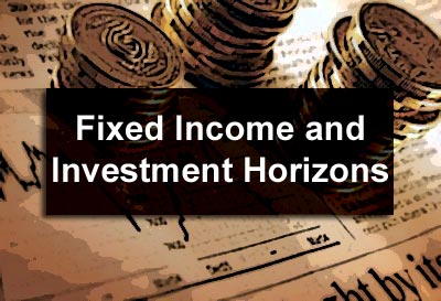 Fixed Income and Investment Horizons