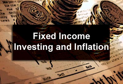 Fixed Income Investing and Inflation