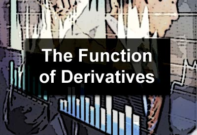 The Function of Derivatives