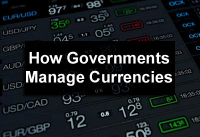 How Governments Manage Currencies
