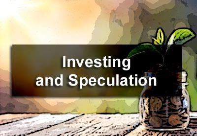 Investing and Speculation