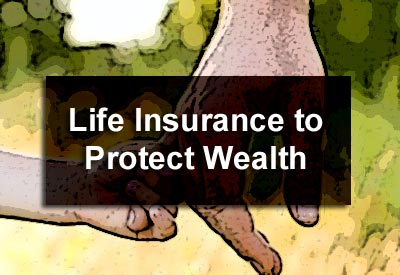Life Insurance to Protect Wealth