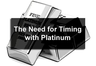 The Need for Timing with Platinum