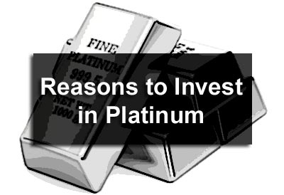 Reasons to Invest in Platinum