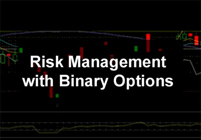 Risk Management with Binary Options