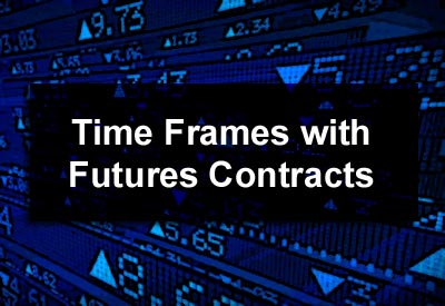 Time Frames with Futures Contracts