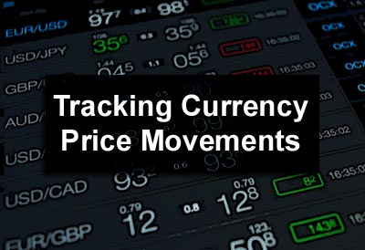 Tracking Currency Price Movements