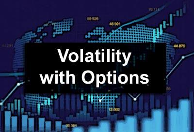 Volatility with Options