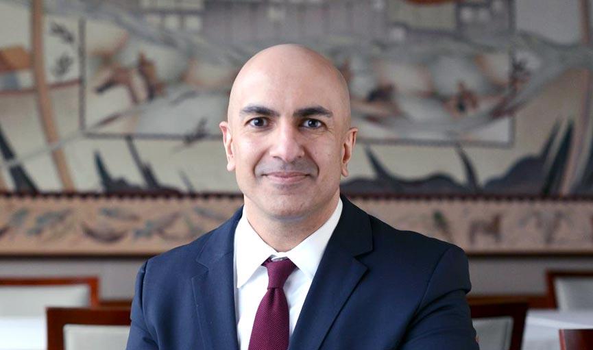 Neel Kashkari, Minneapolis Federal Reserve President