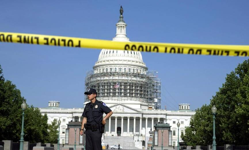 United States Lockdown