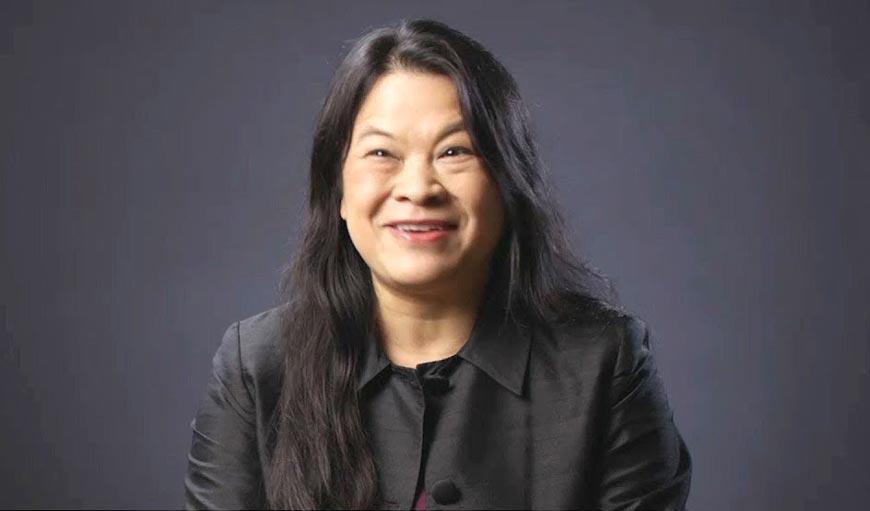 Joyce Chang of JP Morgan