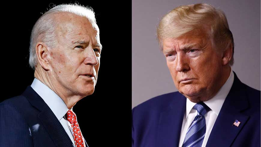 Trump vs Biden - Presidential debate
