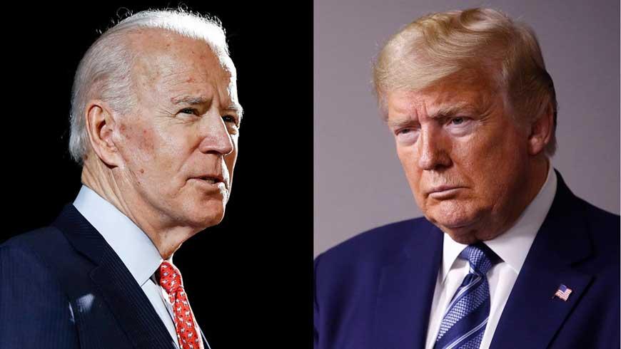 Trump vs Biden - Presidential debate